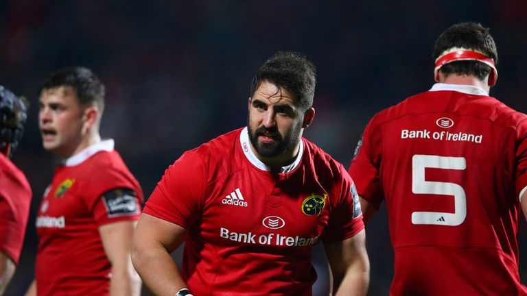 Prop Peter McCabe has joined Connacht on a loan deal from neighbours Munster