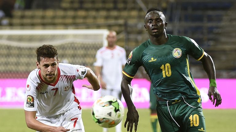 Sadio Mane is currently away on international duty with Senegal at the Africa Cup of Nations