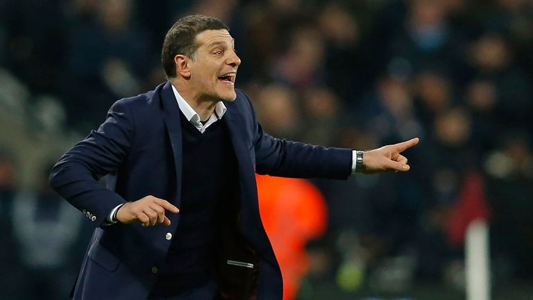 Slaven Bilic is desperate for the club to bolster their attacking options following failed bids for Jermaine Defoe and Scott Hogan