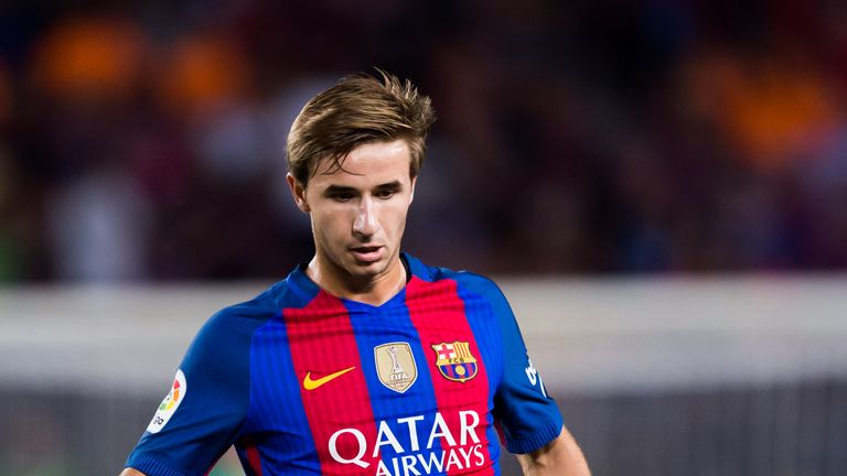 Sergi Samper says he refused to listen to Arsene Wenger over a move to Arsenal