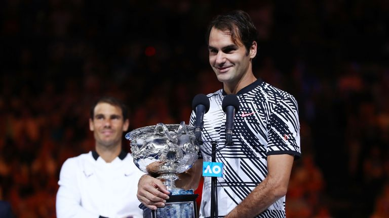 Galerry Roger Federer To Miss First Grand Slam in 17 Years