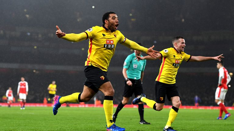 Watford captain Troy Deeney could cost clubs £32m due to the ... - SkySports