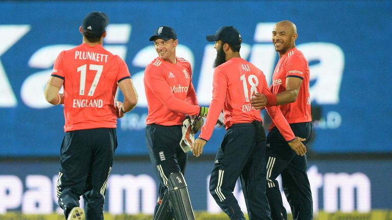 Playing for England brings a different kind of pressure, according to Tymal Mills (Credit: AFP)