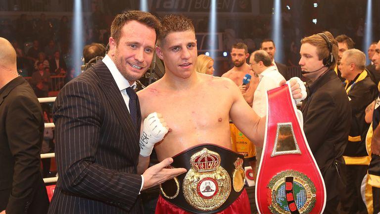 Tyron Zeuge defends WBA 'regular' belt against mandatory challenger Isaac Ekpo