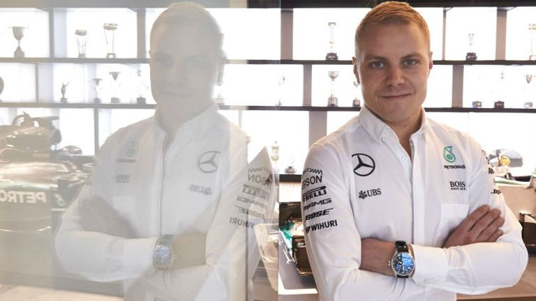 Valtteri Bottas will join the Silver Arrows as Nico Rosberg's replacement