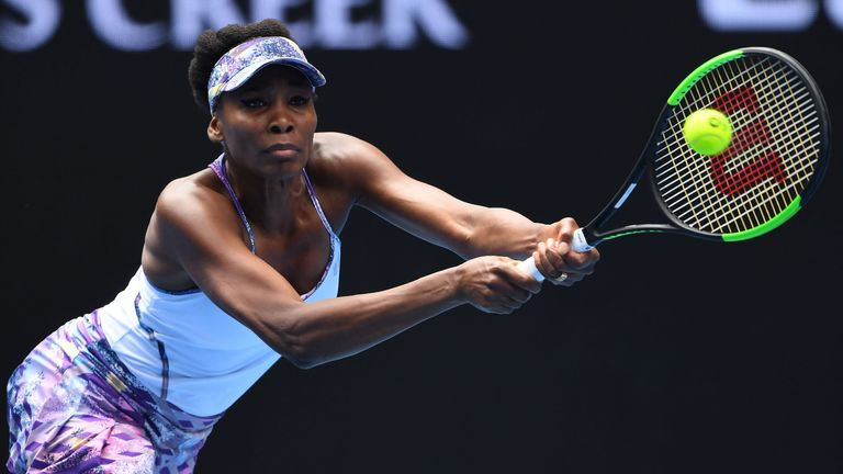 Venus Williams at Fault for Fatal Car Crash, Police Say
