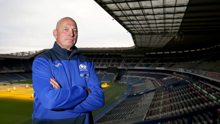 Vern Cotter wants to end his stint as Scotland boss on a high