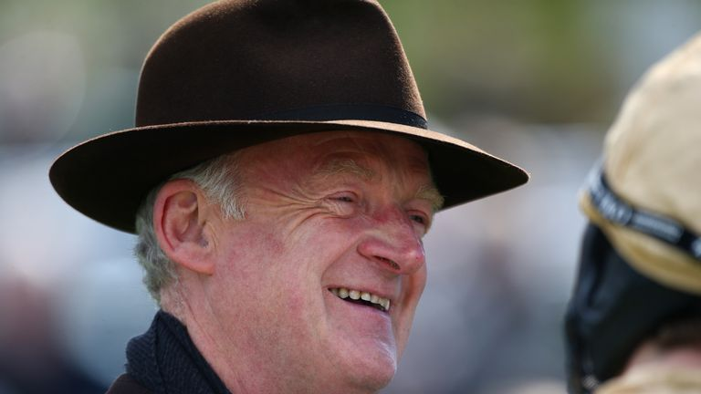 Trainer Willie Mullins has a fine recent record at Cheltenham