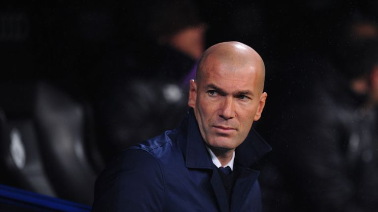 Zidane's Real are clear favourites for the La Liga title