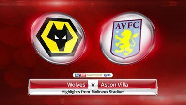 Wolves 1-0 Aston Villa