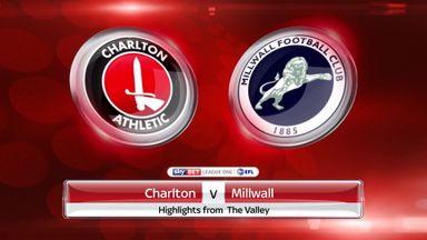 Charlton 0-0 Millwall