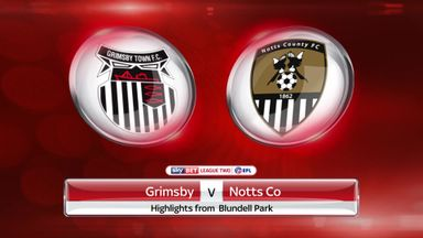 Grimsby 2-0 Notts County