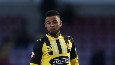 Alex Jakubiak has joined Wycombe on loan