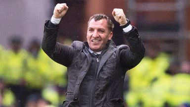 Celtic manager Brendan Rodgers says his side should have beaten Inverness in their only draw in the league this season