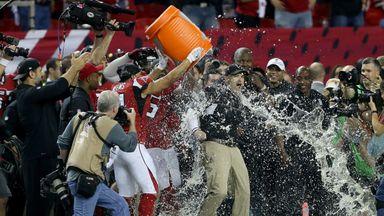 Head coach Dan Quinn led the Atlanta Falcons to their first Super Bowl since 1998