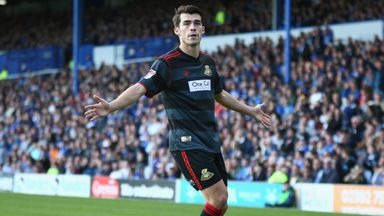 John Marquis scored his 15th goal of the season for League Two leaders Doncaster Rovers