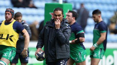 Pat Lam takes over as Bristol coach next season