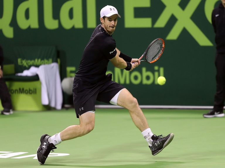 Andy Murray and Novak Djokovic set up Qatar Open final showdown