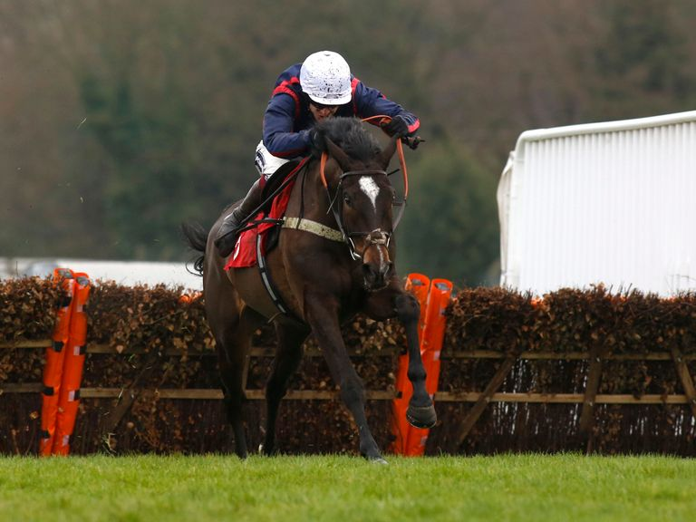 Don Bersy could step up in grade at Haydock next time