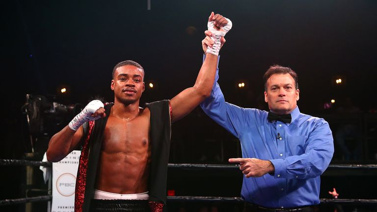 Spence Jr has been hailed as one of the hottest fighters in America