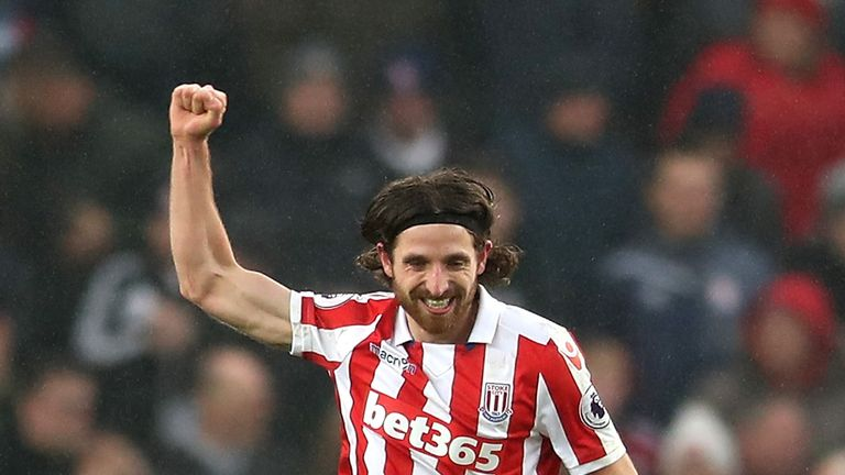 Joe Allen has previously claimed his deaf brother was the more talented of the siblings growing up