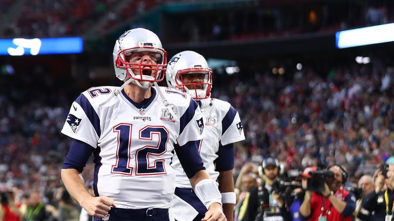 Tom Brady has won five Super Bowl championships with the New England Patriots