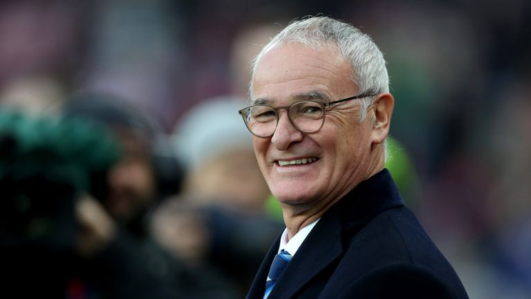 Claudio Ranieri has returned to management in France