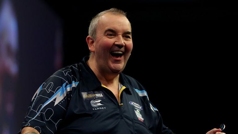 Phil Taylor is preparing for his final World Darts Championship and will start his quest for title no 17 on day two at Alexandra Palace