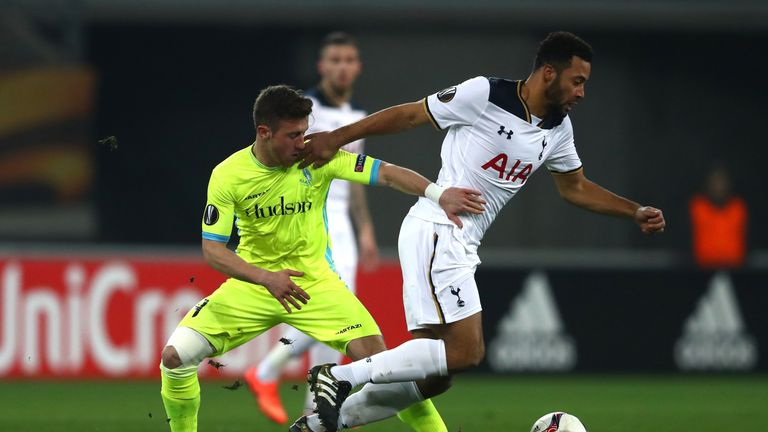 Mousa Dembele free-flowing game failed to yield an away goal for Spurs
