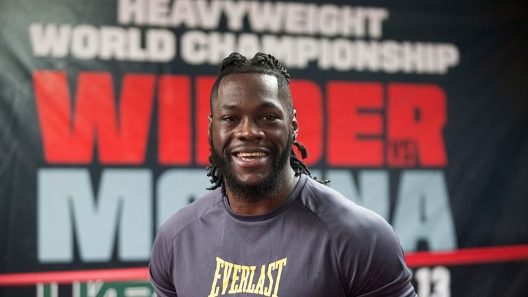 Wilder has declared that he will target other world titles this year