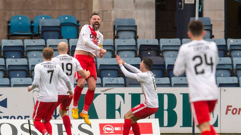 Kris Boyd scored his 100th goal for Kilmarnock last weekend