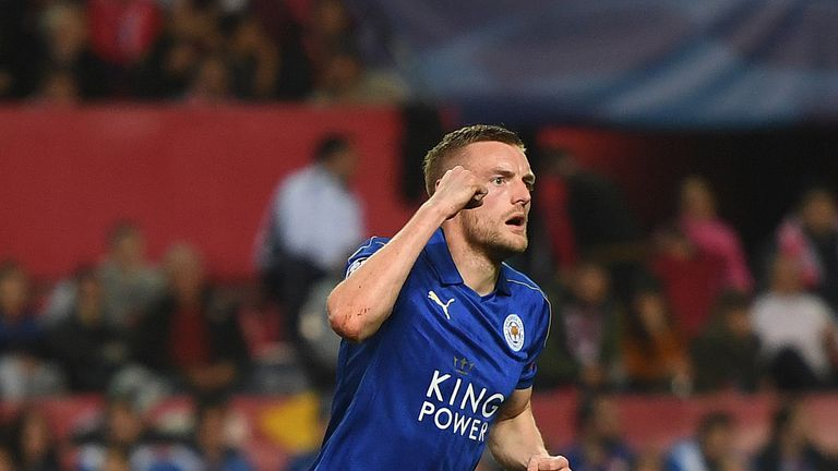If Leicester win the Champions League, seventh place would not qualify for the Europa League