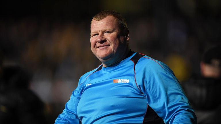 Sutton United goalkeeper Wayne Shaw has quit the club