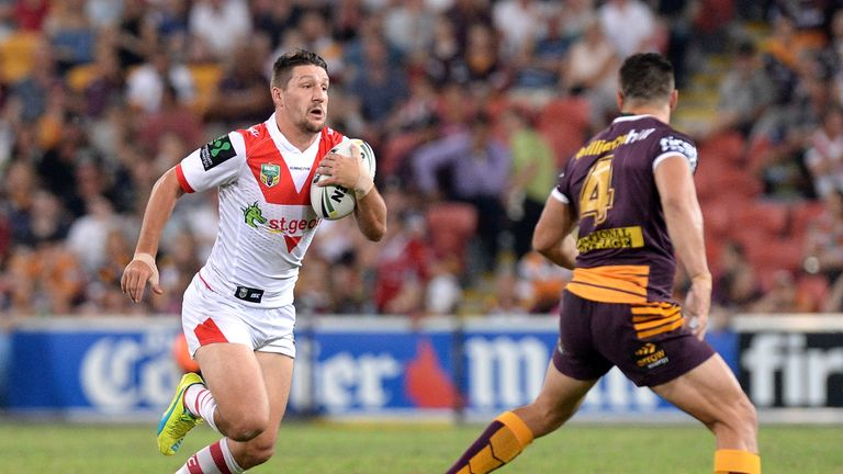 The Dragons hope to keep Widdop at the club