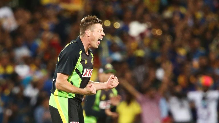James Faulkner is back in the Australia squad