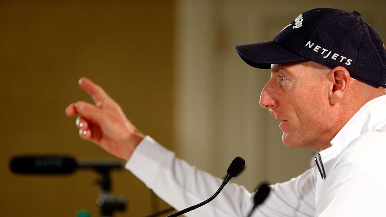 USA skipper Jim Furyk says he wants players to have 'guts' to win tournaments