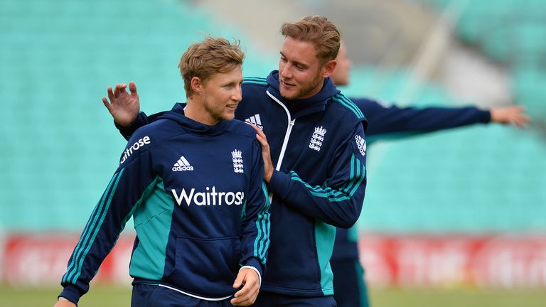 Stuart Broad: 'Joe Root right man for England captaincy'