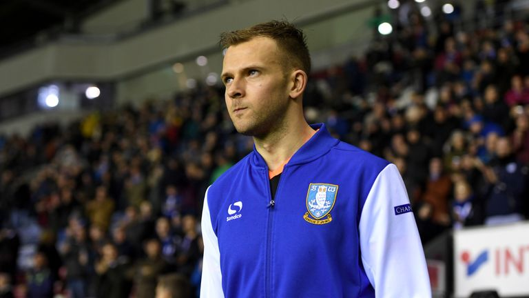 Rhodes joined Sheffield Wednesday in the January transfer window