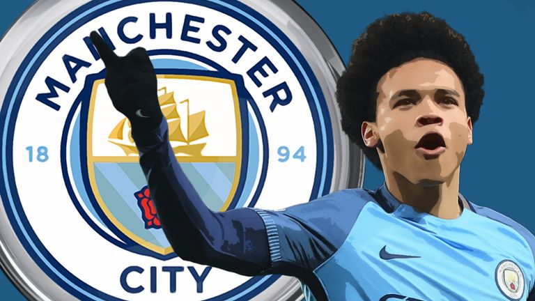 Leroy Sane Has Become Key In Pep Guardiola's Manchester