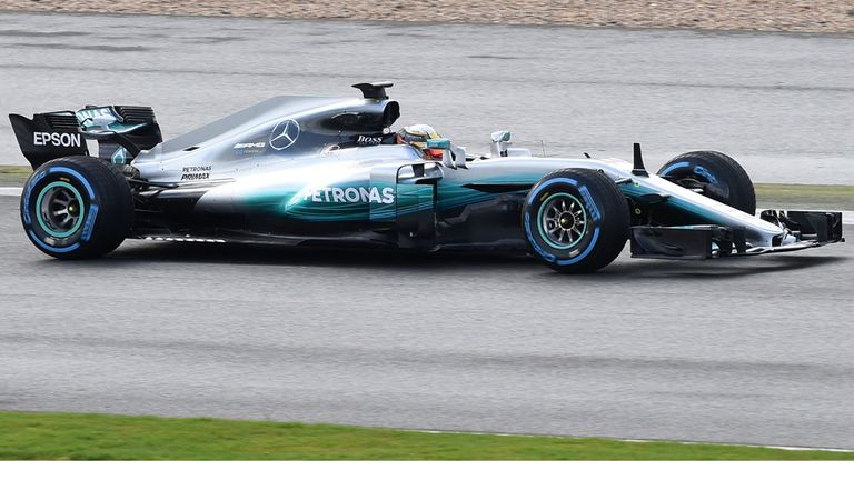 new car launches around the worldWATCH Mercedes launch 2017 car  F1 News