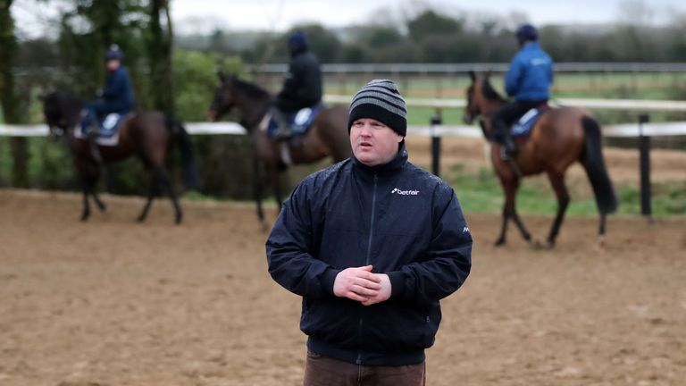 Gordon Elliott saddled a five-timer