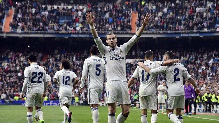 Gareth Bale enjoyed a dream comeback from his ankle injury