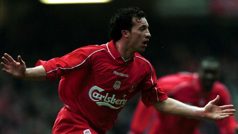 Robbie Fowler is the cousin of Anthony