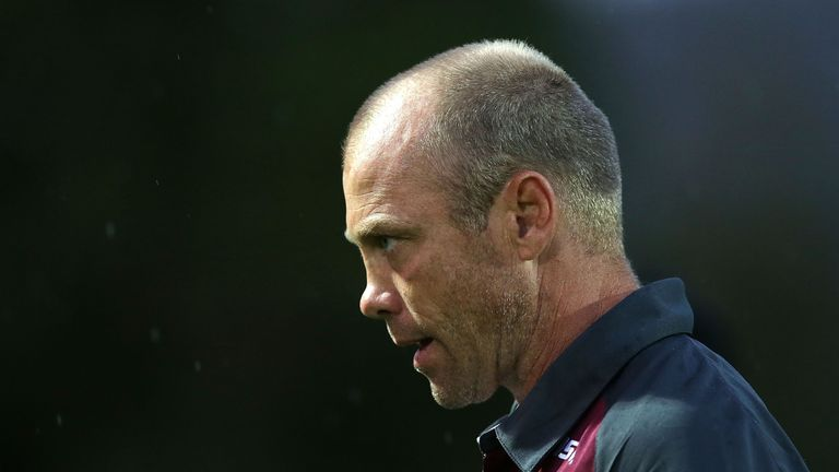 Bulls coach Geoff Toovey has been linked with Gold Coast Titans