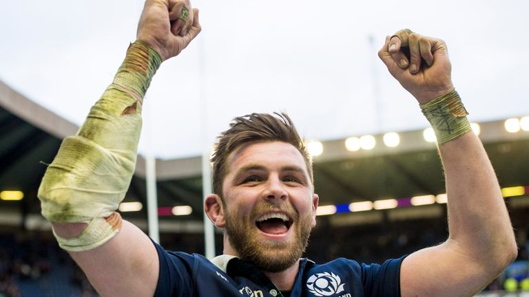 Ryan Wilson will lead Glasgow in the new Guinness PRO14