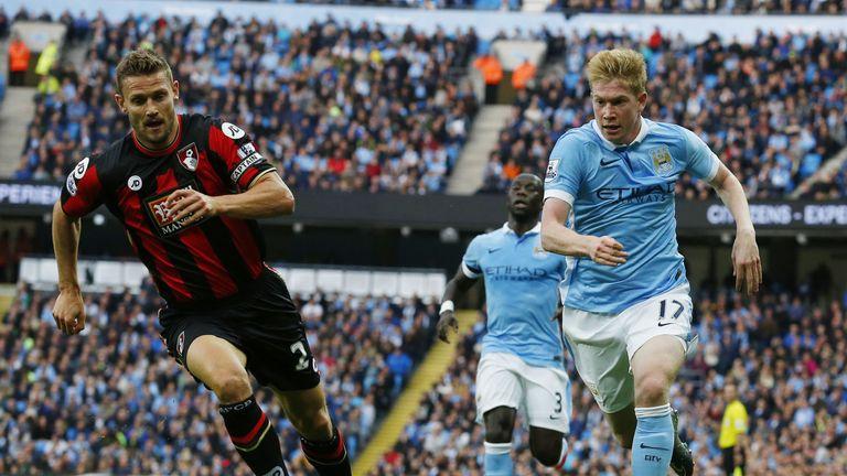 David v Goliath? Comparing Man City and Bournemouth | Football News ...