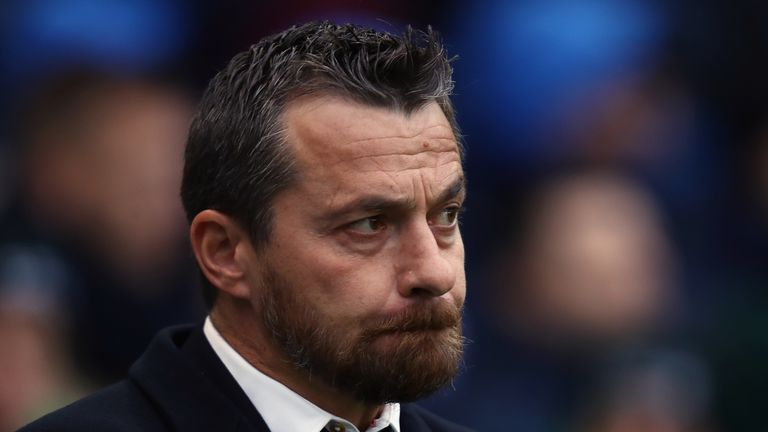 Slavisa Jokanovic has expressed his concerns about Fulham's transfer policy