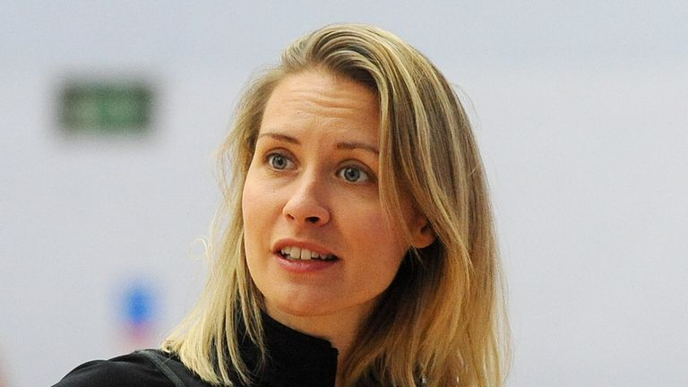 Tamsin Greenway led Wasps to the league title last season