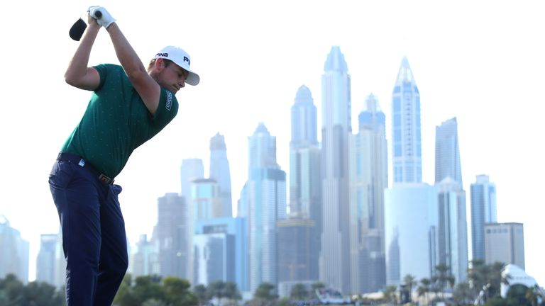 Hatton sits seven strokes off the pace
