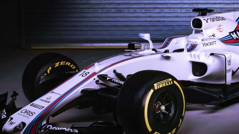 Picture courtesy of Williams F1